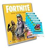 Fortnite Trading Cards Serie 1 (2019) - 1 Sammelmappe + 5 Booster (30 Karten)