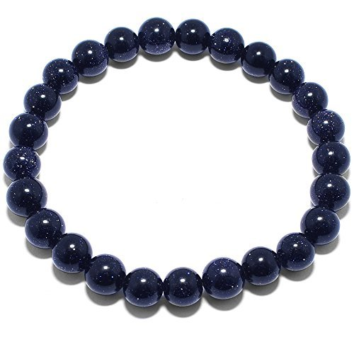 blue-sandstone-beads-maxin-bling-jewelry-8mm-crystal-elastic-stretch-loose-bracelet-unisex