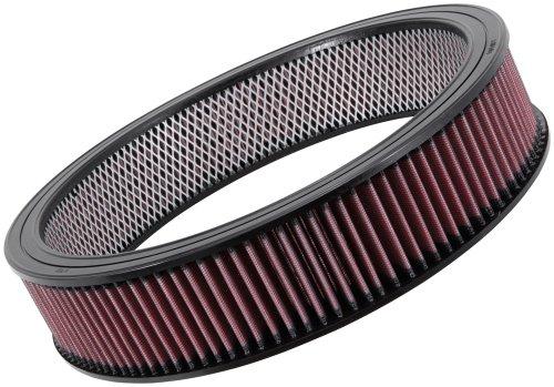 Preisvergleich Produktbild e-3743 K & N rund Air Filter 35, 6 cm OD,  30, 5 cm ID,  3 1 / 40, 6 cm H W / Draht (rund Ersatz Filter)