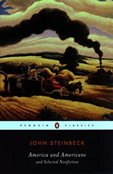 America and Americans and Selected Nonfiction par [Steinbeck, John]