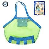 Best Game Pools - COOLGOEU Large Mesh Beach Bag for Outdoor Swim Review