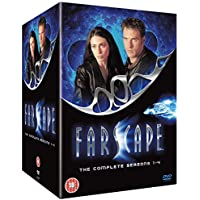 Farscape: The Complete Seasons 1-4