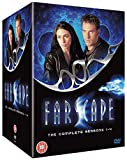 Farscape: The Complete Seasons 1-4 [DVD] [Import anglais]