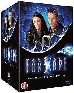 Farscape: The Complete Seasons 1-4 [DVD] (B00DGXKO2W) | Amazon price tracker / tracking, Amazon price history charts, Amazon price watches, Amazon price drop alerts