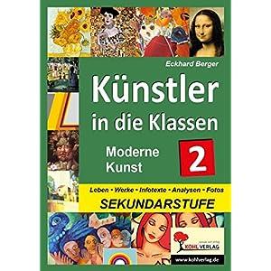 am besten verkaufen Gedanken an offiziell lesen Künstler in die Klassen 2: Moderne Kunst Buch | Online ...