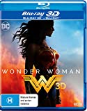 Wonder Woman 3D Blu-ray / Blu-ray | Gal Gadot | Region B