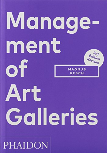 Management of Art Galleries (Arte) por Magnus Resch