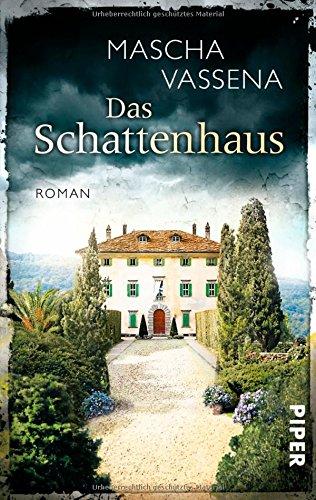 Buchseite und Rezensionen zu 'Das Schattenhaus: Roman' von Mascha Vassena