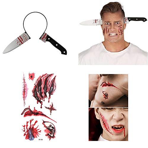 Zombie Kind Prop - Kung Fu Mall 1 STÜCK Halloween