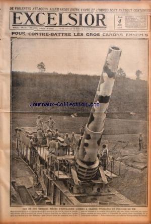 EXCELSIOR [No 2754] du 04/06/1918