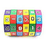 17YEARS Children Kid Maths Cube Early Learning Teaching Developmental Baby Toy Xmas Gift