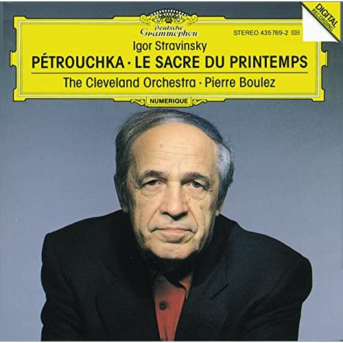 Stravinsky: Petrouchka / Scene 1 - First Tableau