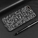 XLSJK Coque Etui Amoureux Darling Comparaison Imprimer Téléphone Cas pour Iphone 7...