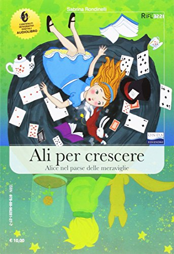 Ali per crescere. Con file audio formato Mp3
