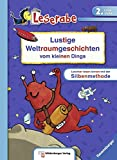 Lustige Weltraumgeschichten vom kleinen Dings: Leichter lesen lernen mit der Silbenmethode (Leserabe mit Mildenberger Silbenmethode, Sonderband)