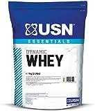 USN Essentials Dynamic Whey Protein, Vanilla - 1 kg