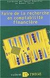 Faire de la recherche en comptabilité financière