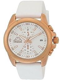 Kappa Ladies KP-1404L-C Reloj de Pulsera para mujeres Pulsera de silicona