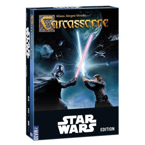 Star Wars Carcassone (Devir Iberia 224030)