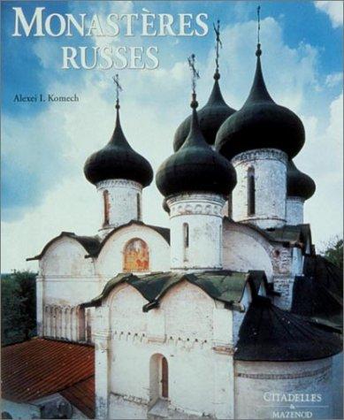 Monastères russes par Alexei-I Komech