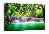 Bild auf Leinwand - Leinwandbilder - Einteilig - Breite: 100cm, Höhe: 70cm - Bildnummer 2502 - zum Aufhängen bereit - Bilder - Kunstdruck - AA100x70-2502