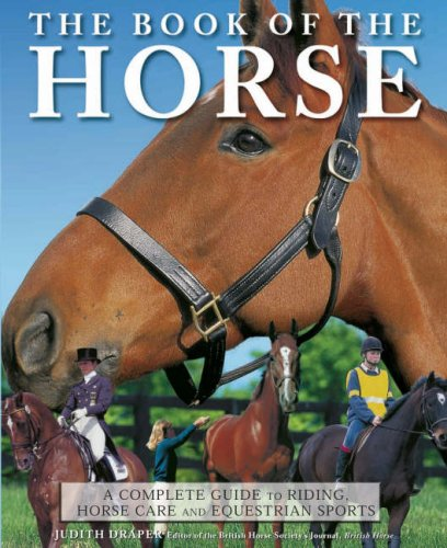 The Book of the Horse por Judith Draper