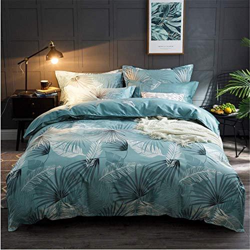 SHJIA Bettwäscheset Twin Queen King Size Bettwäscheset Flat Sheet Bedlinens Bettbezug F 150x200cm (Kaufen Monster High Sie)