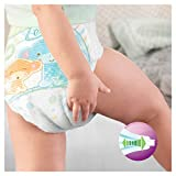 Pampers Premium Protection Active Fit Nappies, Monthly Saving Pack - Size 5, 136 Nappies Bild 3