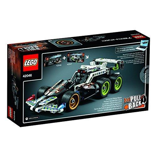 Produktbild LEGO Technic 42046 - Fluchtfahrzeug