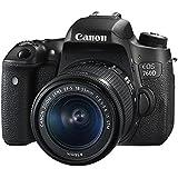 Canon EOS 760D / Rebel T6S / EOS 8000D  18-55 / 3.5-5.6 EF-S III Appareils Photo Numériques 24.7 Mpix