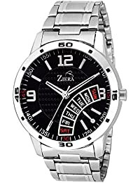Ziera ZR7064 White DIAL Analog Watch - For Men And Boys