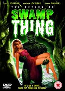 The Return Of Swamp Thing [DVD]