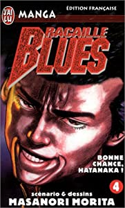 Racaille Blues Edition simple Tome 4