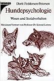 Hundepsychologie - Wesen und Sozialverhalten - Dorit Feddersen-Petersen