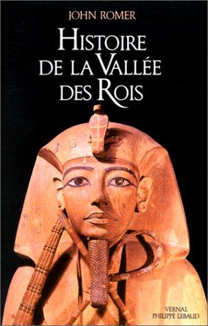 Histoire de la vallée des rois