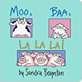 Image de MOO, BAA, LA LA LA! (English Edition)