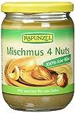 Rapunzel Mischmus 4 Nuts, 1er Pack (1 x 500 g) - Bio