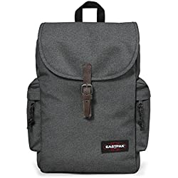 Eastpak Austin Sac à  dos , 42 cm, 18 L, Gris (Black Denim)