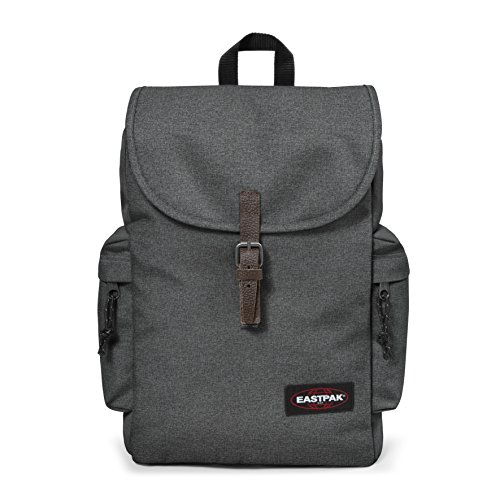 Eastpak Austin, Zaino Casual Unisex, Grigio (Black Denim), 18 liters, Taglia Unica (42 centimeters)