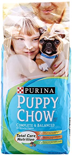 Artikelbild: AMERICAN DISTRIBUTION & MFG CO - Puppy Chow Dry Food, 8.8-Lbs.