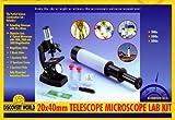 : Discovery World - Microscope & Telescope Set