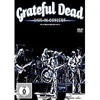 Grateful Dead - Live In Concert - Television Broadcasts