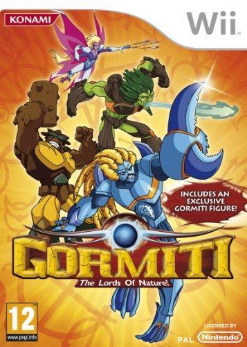 Gormiti (nintendo Wii)