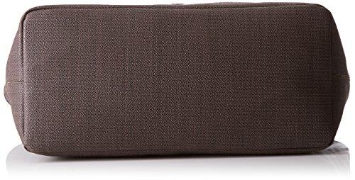 Timberland Tb0m5559, Borsa a Spalla Donna, 16.5x27.5x45.5 cm (W x H x L) Marrone (Black Coffe)