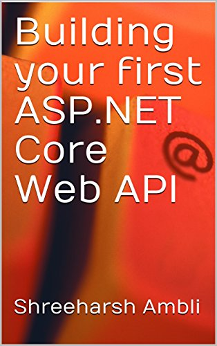 building-your-first-aspnet-core-web-api-english-edition