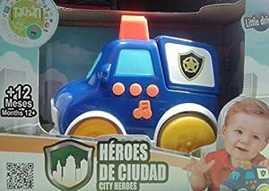 Tachan Vehículo Héroes de Ciudad CPA Toy Group Trading S.L. 69031T