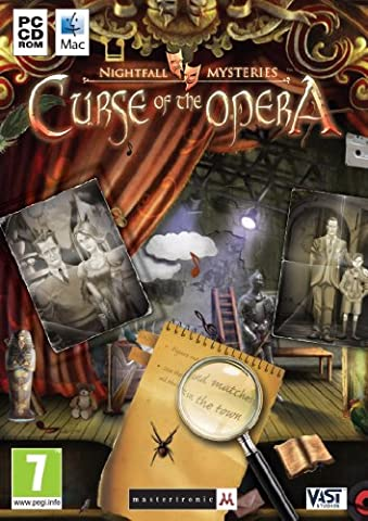 Nightfall Mysteries : Curse Of The Opera [import