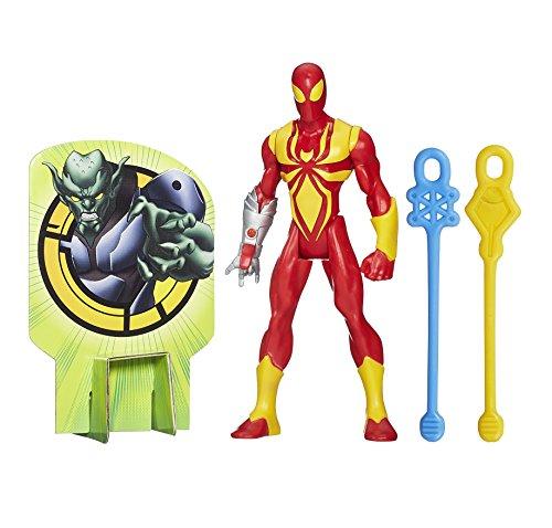Spider-Man Ultimate Web Warriors - Iron Spider - Figurine 15 cm