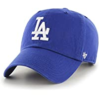 47Brand Cap MLB Los Angeles Dodgers CLEAN up