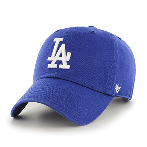 49fb6d1a31cf5 MLB Los Angeles Dodgers 47 Clean Up - Gorra Ajustable